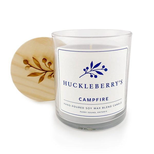 Campfire Candle