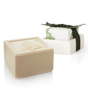Frasier Fir Soap and Dish
