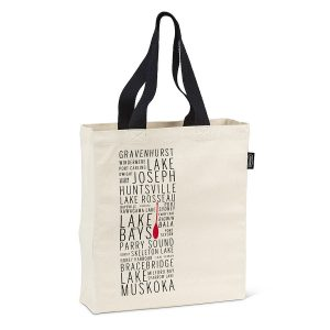 Cottage Country Tote