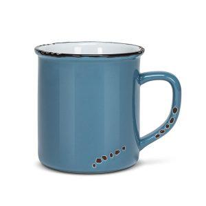 Denim mug
