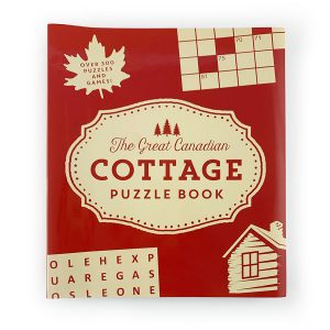 The Great Canadian Cottage Puzzle Book